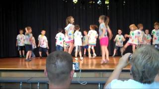 Kindergarten Graduation Dance