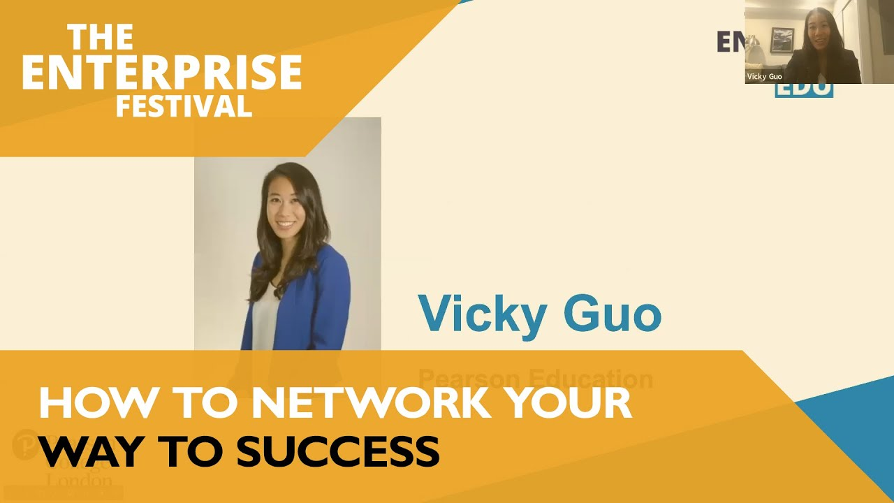 The Enterprise Festival: How To Network Your Way To Success