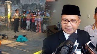 Wali Kota Makassar Jenguk Polisi Korban Begal yang Tewas Ditembak di Belakang Taman Pakui