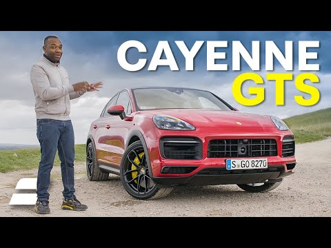 Porsche Cayenne GTS Coupe Review: The V8 is BACK! |4K