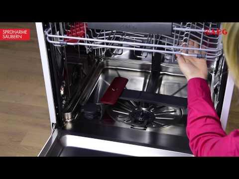 ProClean Geschirrspüler - Reinigung & Pflege