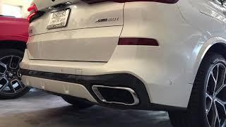 Bmw X5 2019 Exhaust Th Clip