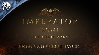 Imperator: Rome - The Punic War Youtube Video