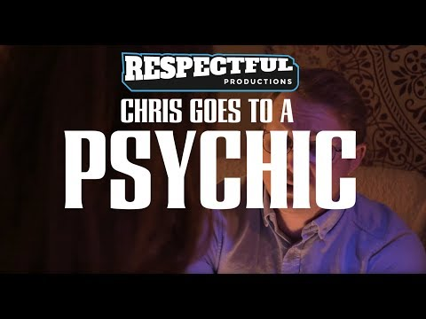 Chris Goes to a Psychic
