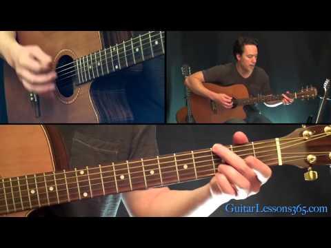Plush Guitar Lesson - Stone Temple Pilots - Acoustic