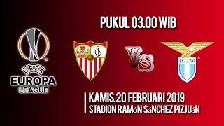Jadwal Pertandingan Liga Eropa, Sevilla Vs Lazio, Kamis Pukul 00.00 WIB