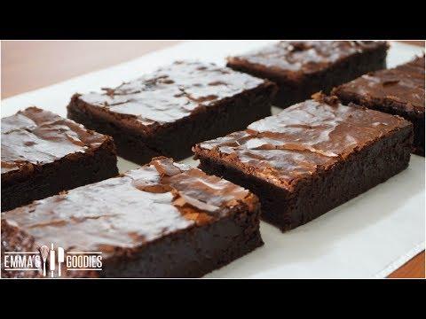 BEST Brownies Recipe – Fudgy Brownies
