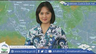 Prakiraan Cuaca BMKG Hari Ini 2 Oktober 2021: Gorontalo Hujan Lebat