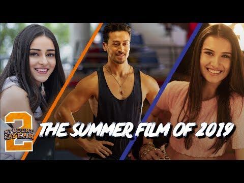 Student Of The Year 2 - The Summer Film Of 2019 | Tiger Shroff, Tara, Ananya | Punit Malhotra