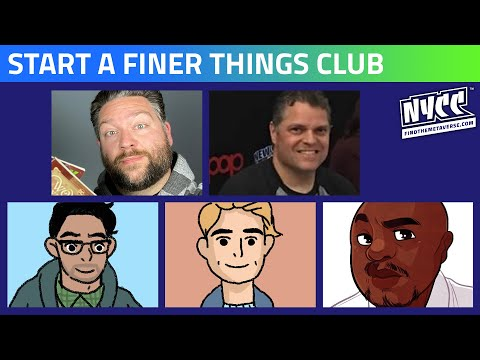 How to Start a Finer Things Club | Notes from Some Quarantined Teachers