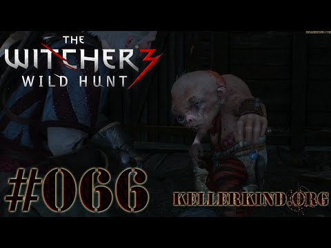 The Witcher 3 #066 - Uma, der hässlichste Mann der Welt ★ Let's Play The Witcher 3 [HD|60FPS]