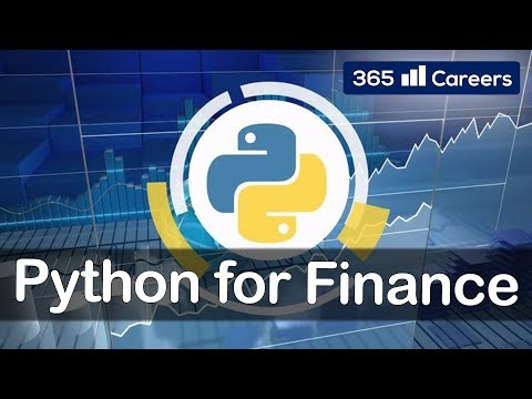 Python for Finance Course by 365 Careers
