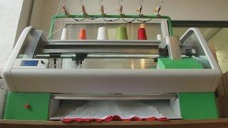 3D-машина для вязания одежды поможет дизайнерам расширить бизнес (новости)