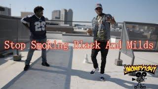 Ugly God - Stop Smoking Black & Milds (Dance Video) shot by @Jmoney1041