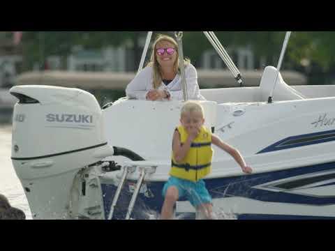 Hurricane SD 235 OB video