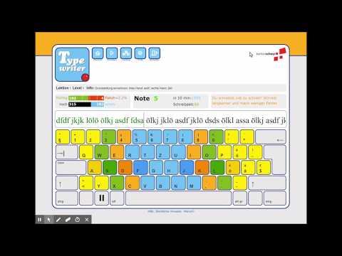WLan-Probleme mit typewriter Schreibtrainer lösen - Tastaturschreiben mit www.typewriter.ch 7