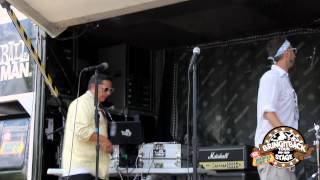 Chicharones on the BringItBackStage at Vans Warped Tour 2012