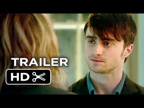 What If Official Trailer #1 (2014) – Daniel Radcliffe Romantic Comedy HD
