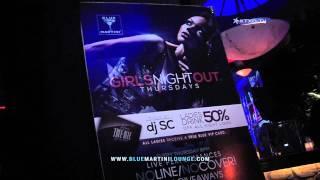 Blue Martini Plano Girls Night Out