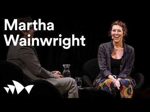 In Conversation With Martha Wainwright