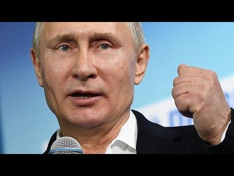 Θρίαμβος Πούτιν