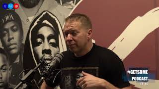 Gary Owen Discusses Angry Twitter Fan | #GetSome Podcast EP46
