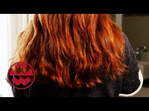 Die kosmetische Maske für den Haarwuchs