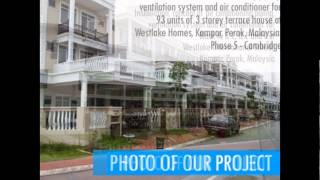 preview picture of video 'PADANG BESAR Commercial Air Conditioning System in PADANG BESAR Perlis Malaysia,'