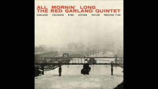 Red Garland quintet All morning long Music