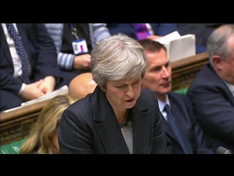 Brexit: «Όχι σε αλλαγή ηγεσίας» λέει η Τερέζα Μέι