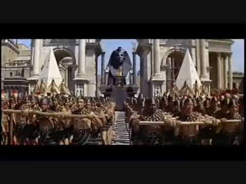 Cleopatra Part 9 (1963)   Cleopatra enters Rome.avi