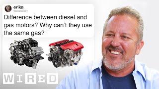 फास्ट एंड फ्यूरियस कार एक्सपर्ट ने ट्विटर से कार के सवालों के जवाब दिए | तकनीकी सहायता | वायर्ड