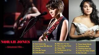 Norah Jones Greatest Hits Full Album Live 2017