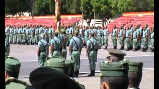 preview picture of video 'DIA DE LAS FUERZAS ARMADAS JURA BANDERA  01-06-2012.wmv'