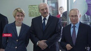 Лукашенко: Мы же не берём Загитову или Медведеву у вас / Российские спортсмены выступят за Беларусь?