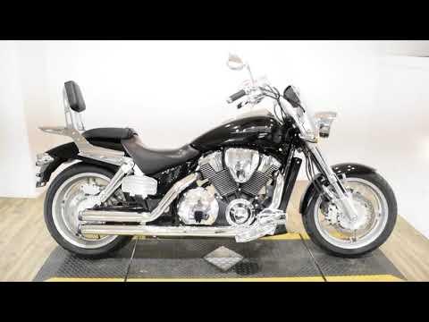 2005 Honda VTX™ 1800F in Wauconda, Illinois - Video 1