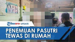 Detik-detik Penemuan Pasutri di Kalteng Tewas di Rumah, Ternyata Suami Bunuh Istri lalu Gantung Diri