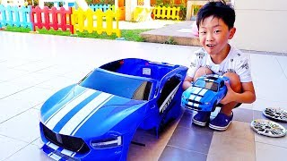 Power Wheels Car Toy Assembly Toys Activity