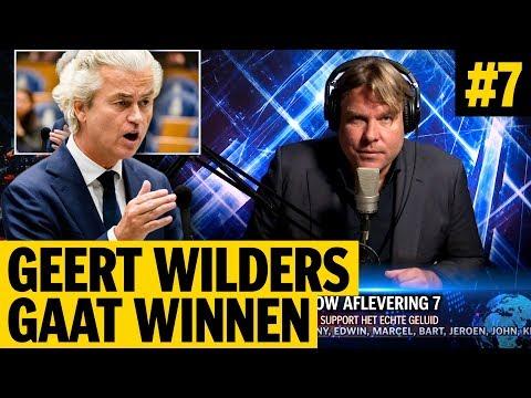 GEERT WILDERS GAAT WINNEN - DE JENSEN SHOW #7