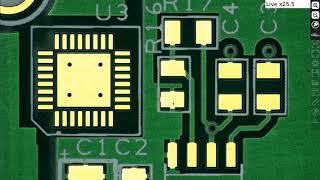 Ψηφιακό Μικροσκόπιο Inspex II ASH