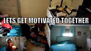 Realistic Speed Clean | Bedroom Disaster | Motivational Cleaning