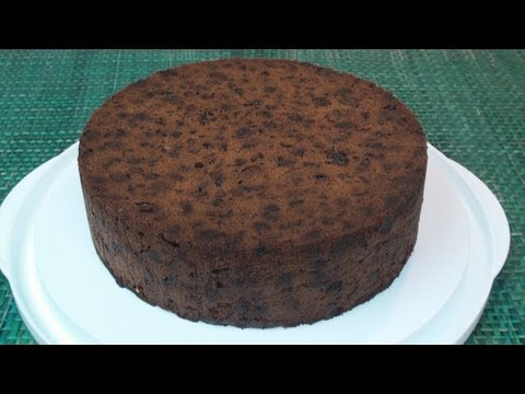 Video How to Make A Christmas Cake (Part 1)