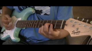 JAMES BROWN PAYBACK GUITAR Chord Lesson