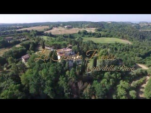 La tenuta Pievese