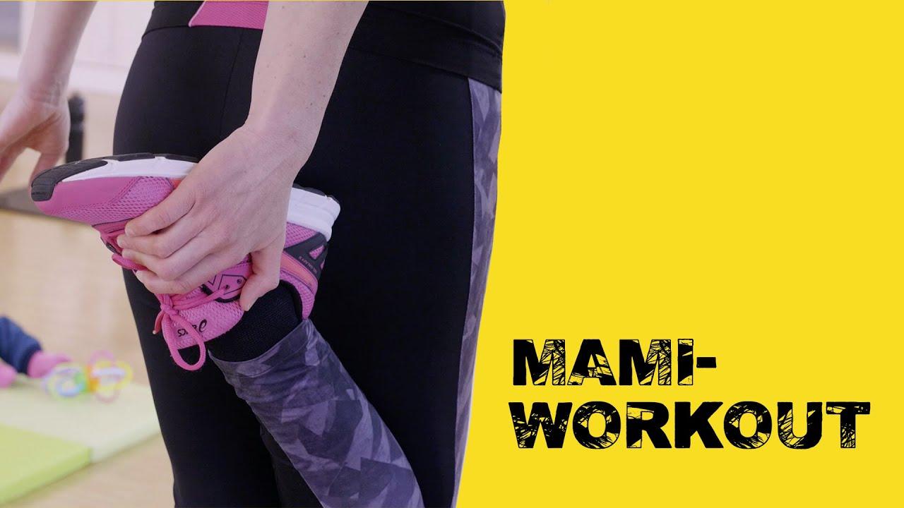 Kurz-Workout – Nach der Schwangerschaft wieder fit werden