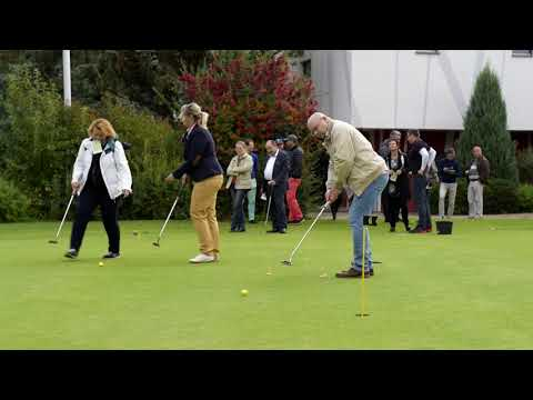 Golfová snídaně BforB Golf klub Hodkovičky