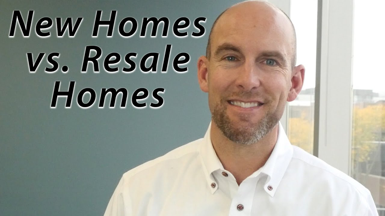 What Are the Perks of Buying New vs. Resale Homes?
