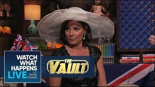 The Real Housewife Who Kissed Prince Harry   #FBF   WWHL