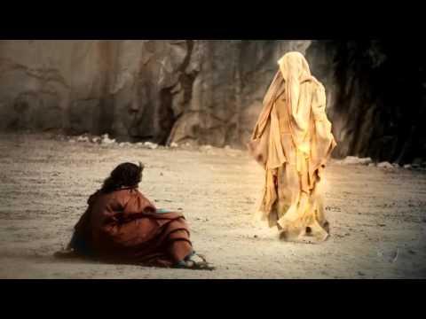 Jacó luta com o Anjo para conseguir sua benção!!