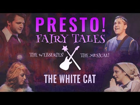 Presto! Fairy Tales: The White Cat (Episode 3)